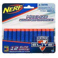 Комплект 12 стрел для бластеров NERF HASBRO