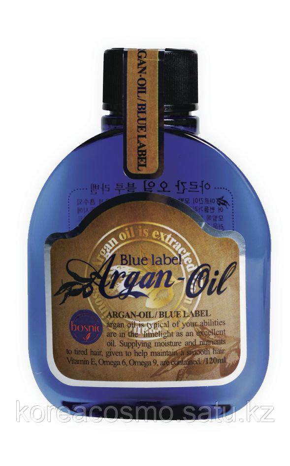 100% натуральное аргановое масло Bosnic Argan Oil Blue Label