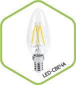 LED-СВЕЧА-PREMIUM 5.0Вт