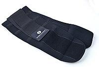 Пояс-корсет для поддержки спины ONHILLSPORT (черный), фото 1