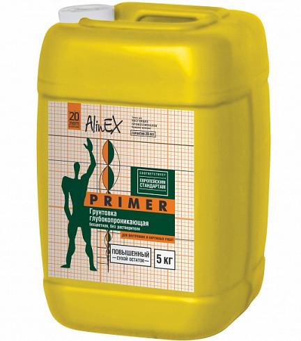 Праймер 5 л/ ALINEX