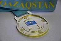 Медаль Казахстан