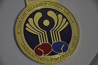 Боксерская медаль