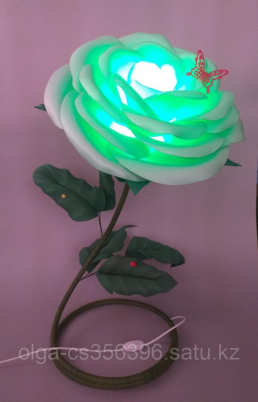 Прикроватный светильник. Роза. Creativ 2403