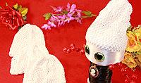 Шапочки-основа (14*15см) цв.белый Creativ 2708