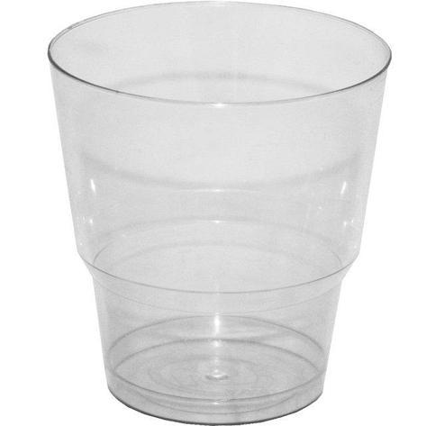 Стакан для холодных напитков, 0.2л, прозрачн., кристалл, 1000 шт, фото 2