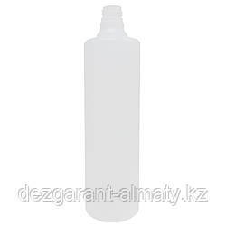 Флакон HDPE матовый круглый (1 л)