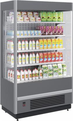Холодильная горка polair cube 660-07 m plug-in