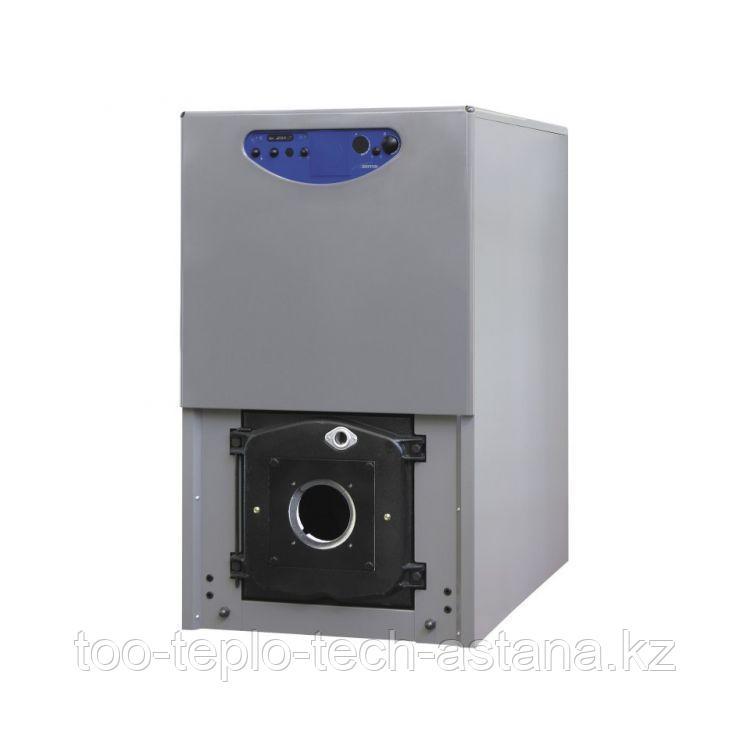 Универсальный (комбинированный) чугунный котел фирмы Sime, модель 1R8 OF (84 кВт - 840 м2)