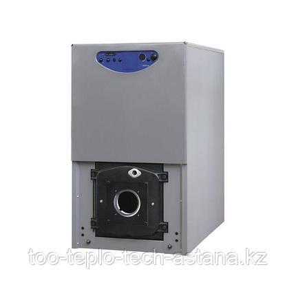 Универсальный (комбинированный) чугунный котел фирмы Sime, модель 1R8 OF (84 кВт - 840 м2), фото 2