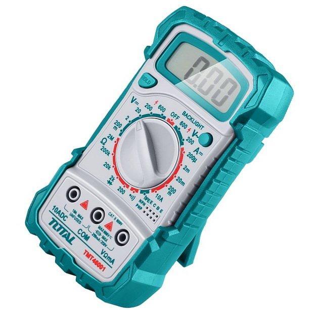 Цифровой мультиметр TOTAL TMT46001