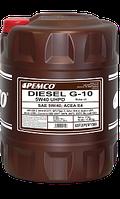 Моторное масло PEMCO G-10 UHPD SAE 5W-40 (Diesel) 10 л