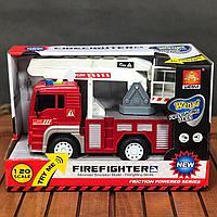 Игрушка пожарная машина. 25 см длина, фото 1