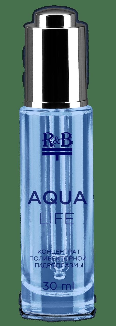 Гидроплазма «AQUA Life» - живая вода. Новая упаковка, бутылек с пипеткой!