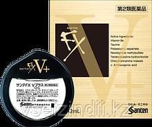Витаминизированные капли для глаз Sante FX Neo V Plus, 12ml