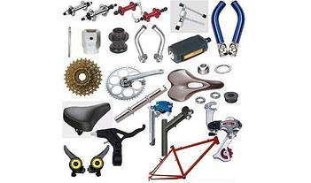 Аксессуары, запчасти на велосипеды и самокаты