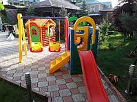 Детские Горки и Игровые комплексы
