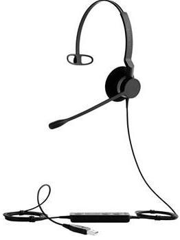 Jabra 2393-829-109 Гарнитура BIZ 2300 USB Mono, Type: 82 E-STD, микрофон