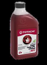 Антифриз TOTACHI SUPER LONG LIFE COOLANT RED (Красный) -40°C 1кг