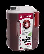 Антифриз TOTACHI SUPER LONG LIFE COOLANT RED (Красный) -40°C 4кг