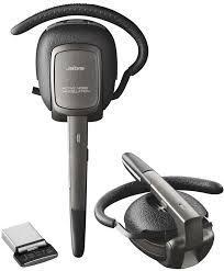 Jabra 5078-230-501 Bluetooth-гарнитура SUPREME UC, USB, HD Voice, PBAP, Headset profile