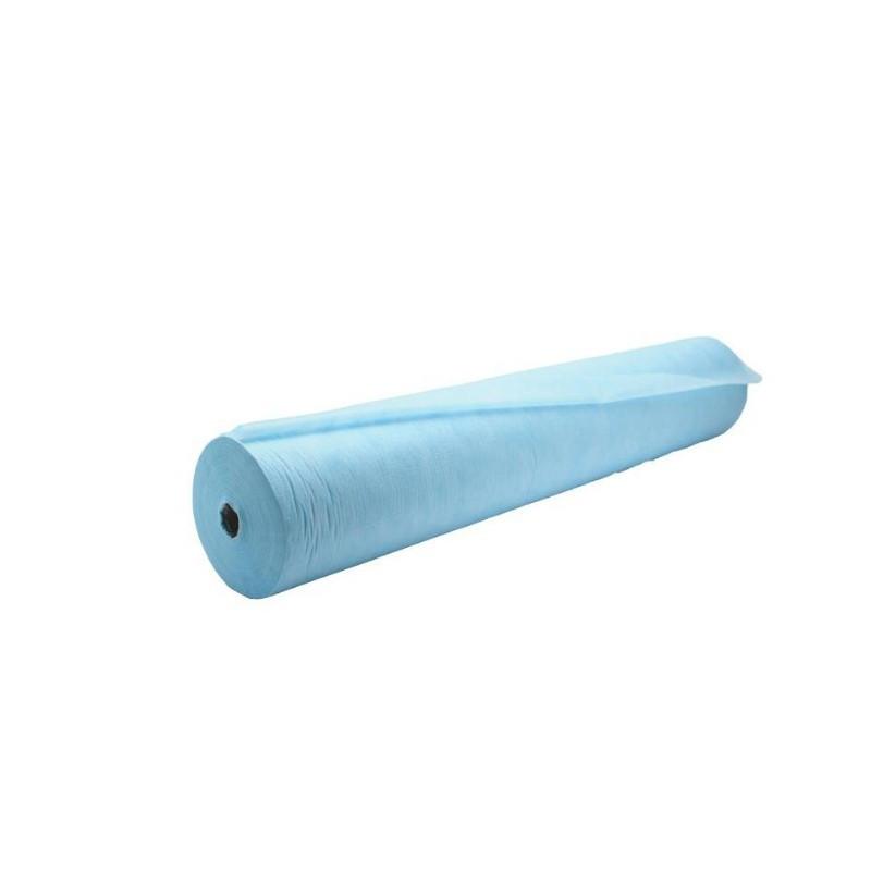 Рулон гигиенический спанбод (тип S) 200 метров с перфорацией ( 100 шт простыней по 2 м)