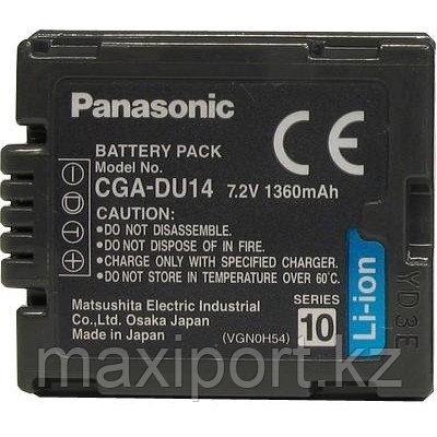 Panasonic DU14, фото 2