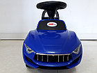 Толокар музыкальный Maserati - горящие фары, фото 2