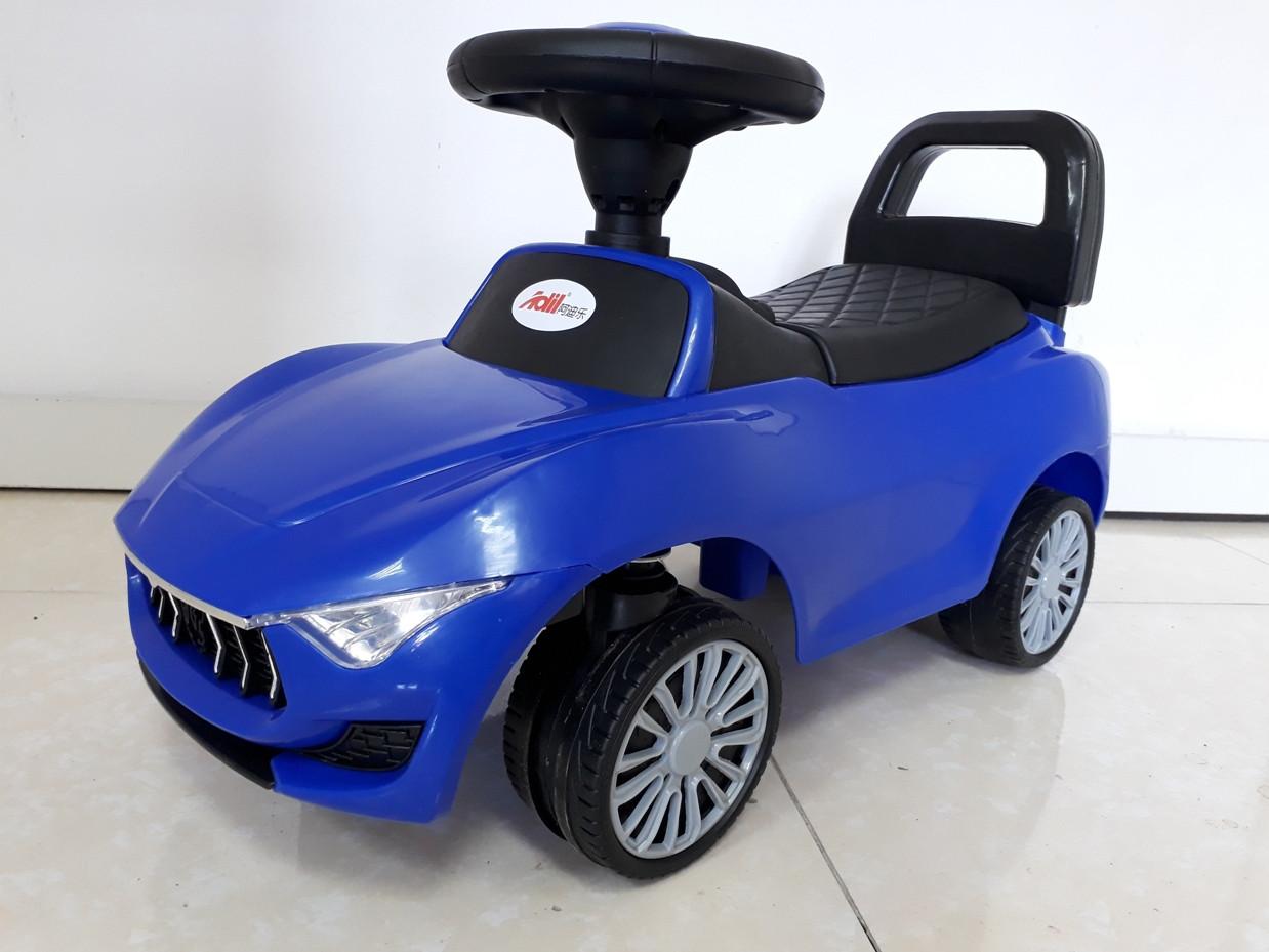 Толокар музыкальный Maserati - горящие фары