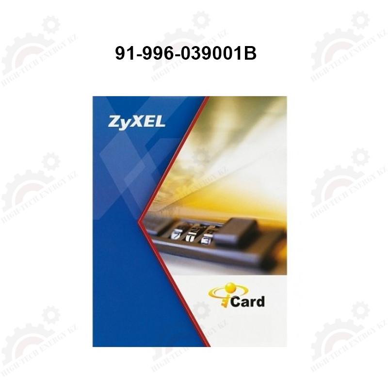 E-ZyXEL IPSec Client -5.  91-996-039001B