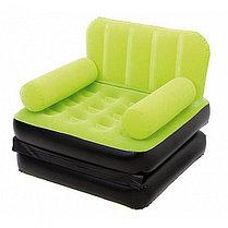Надувное кресло трансформер Bestway 67277, фото 3