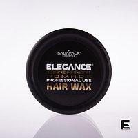 """Гель-воск для укладки волос Elegance """"Transparent"""" 140ml"""