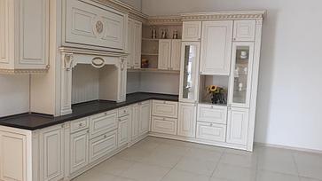 Кухонные гарнитуры крашенные МДФ классика, фото 2