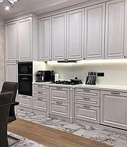 Кухонные гарнитуры крашенные МДФ классика, фото 3