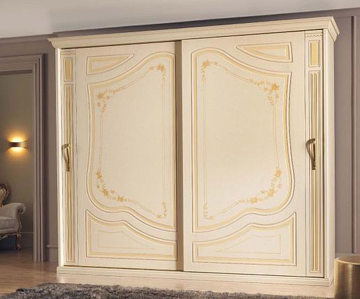 Шкафы-купе крашенные МДФ, фото 2