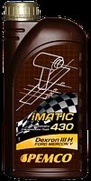 Трансмиссионное масло Pemco  іМАТІС 430 1 л