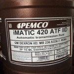 Трансмиссионное масло Pemco  іМАТІС 420 20 л