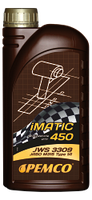 Трансмиссионное масло Pemco  іМАТІС 450 1 л