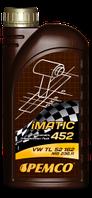 Трансмиссионное масло Pemco  іМАТІС 452 1 л