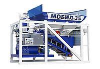 Бетонный завод МОБИЛ-25, фото 1