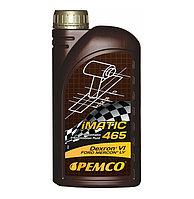 Трансмиссионное масло Pemco іМАТІС 465 DEXRON VI 4 л