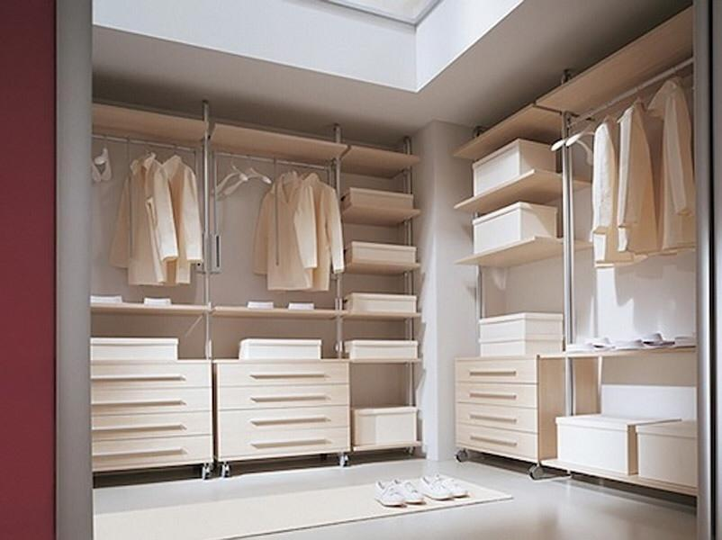 Мебель для гардеробных на заказ