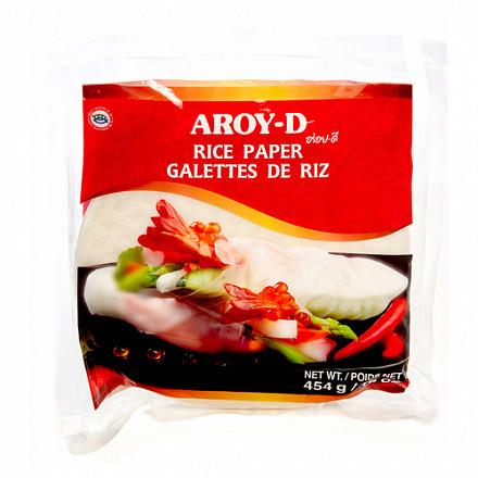 Бумага  рисовая,AROY-D 454 гр ,50 листов,22 см