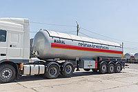 Газовоз Maral 40м3 11000 кг оси FOX-SAF