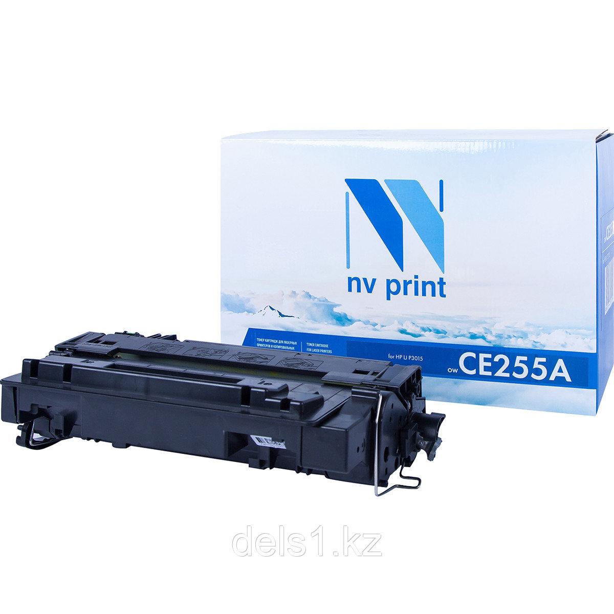 Картридж NVP NV-CE255A совместимый c HP LaserJet