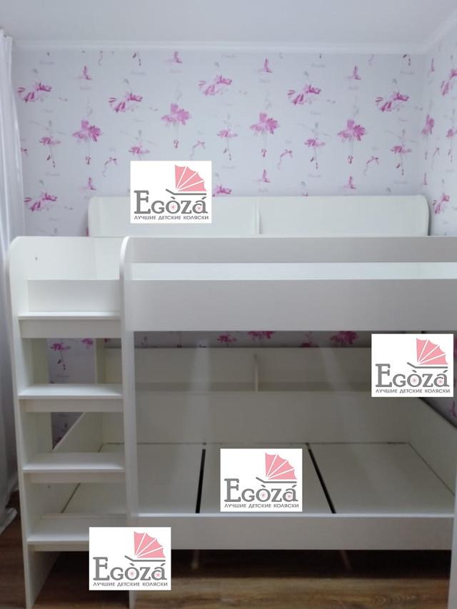 Двухъярусная кровать Polini Simple 5000