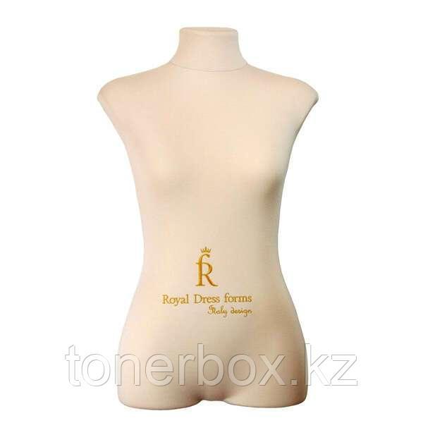 Портновский Манекен Royal Dress Forms Christina беж. ( р-р 48)+стойка Звезда