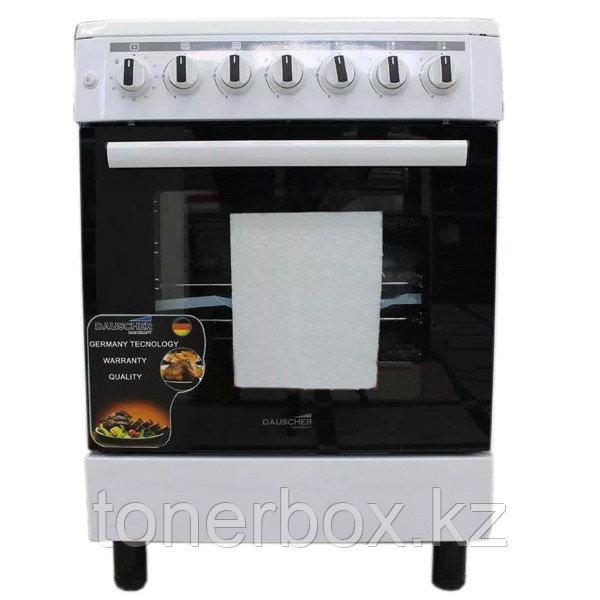 Плита газовая Dausher E6401WH Grill