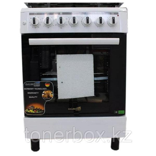 Плита газовая Dauscher E6402WH Turbo