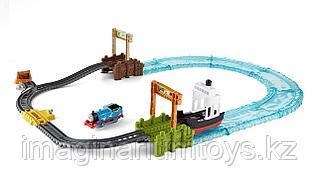 Железная дорога «Томас и друзья. Путешествие на море»